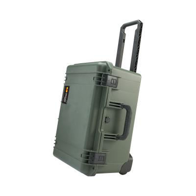 PELICAN iM2620 Storm Travel Cases, 1.62cu ft, 20 in x 14 in x 10 in, Green
