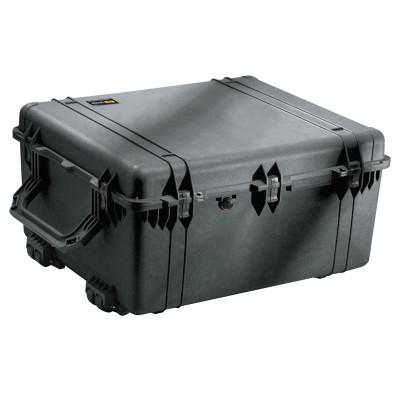 "PELICAN Large Storm Case, 24.6""W x 19.7""D x 8.6""H, HPX High Performance Resin, Black"