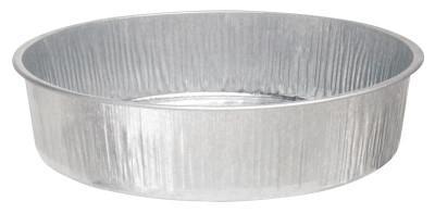 "PLEWS Galvanized Utility Drain Pan, 16"" x 4"", 3 1/2 gal"