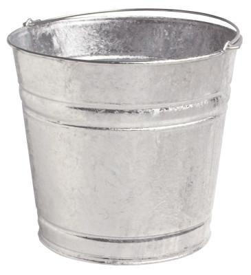 PLEWS 12QT GALVANIZED WATER PAIL