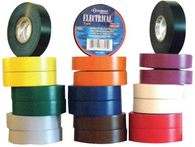 BERRY GLOBAL Electrical Tapes, 66 ft x 3/4 in, Blue