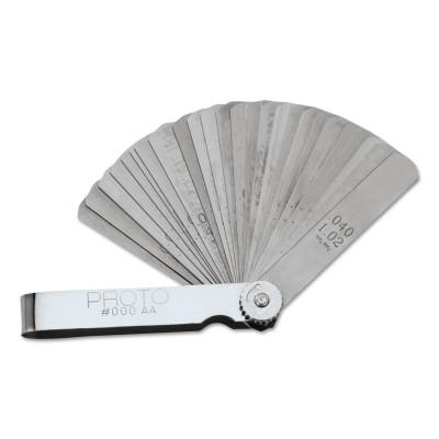 PROTO 25 Blade Feeler Gauge Set