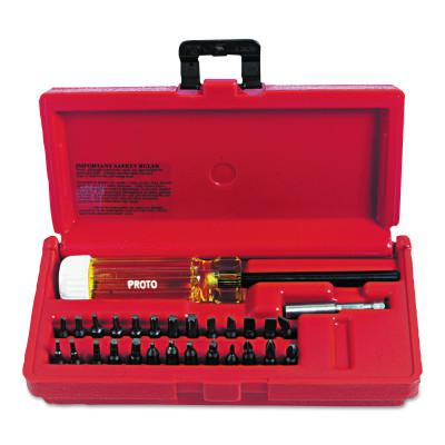 PROTO 28 Pc Magnetic Screwdriver Bit Sets