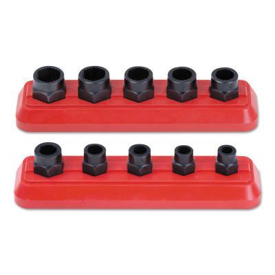 PROTO Bolt Extractor Socket Sets, 7 mm - 16 mm