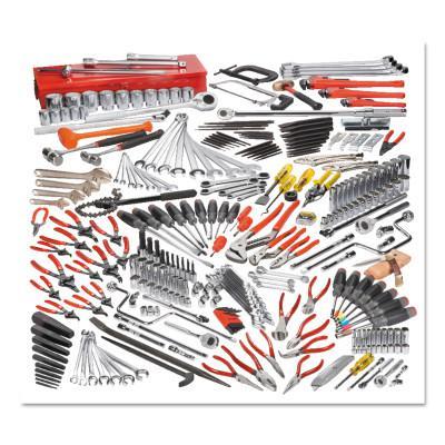 PROTO 272 Pc Intermediate Sets, w/Roller Cabinet J442742-8RD