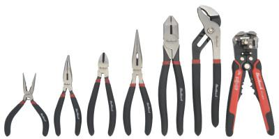 BLACKHAWK 7 Piece Electricians Pliers Set