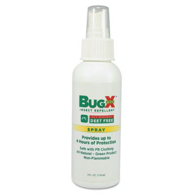 FIRST AID ONLY DEET Free Insect Repellent Spray, 4 oz Bottle