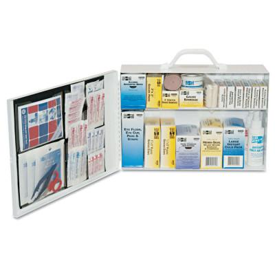 FIRST AID ONLY 100 Person Industrial First Aid Kits, Steel