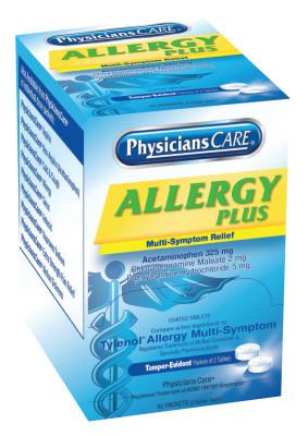 FIRST AID ONLY PhysiciansCare Allergy Medications