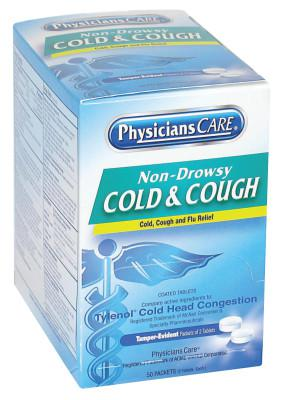 FIRST AID ONLY PhysiciansCare Cold & Cough Medications