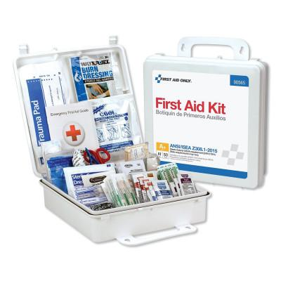 FIRST AID ONLY 50 Person Bulk Plastic First Aid Kit, ANSI Compliant