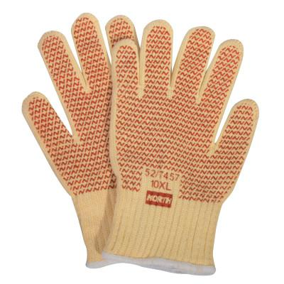 HONEYWELL Hot Mill Gloves, One Size, Rust