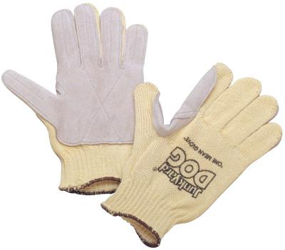 HONEYWELL Junk Yard Dog Gloves, Men's, Yellow