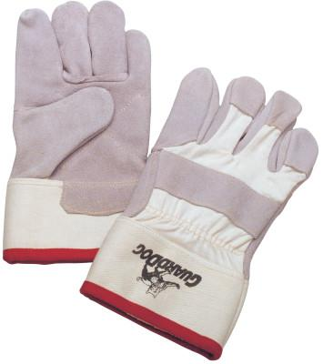 HONEYWELL GuardDog Gloves, Men's, Kevlar, Leather