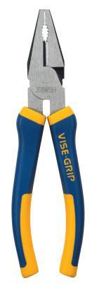 IRWIN VISE-GRIP Lineman Pliers, 8 in Length
