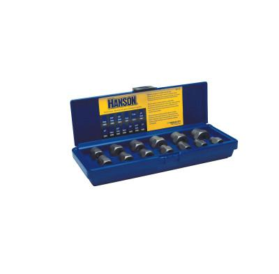 IRWIN HANSON 13-pc Professional's Industrial Set