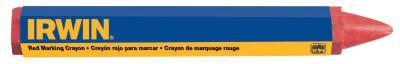 IRWIN STRAIT-LINE Lumber Crayons, Yellow