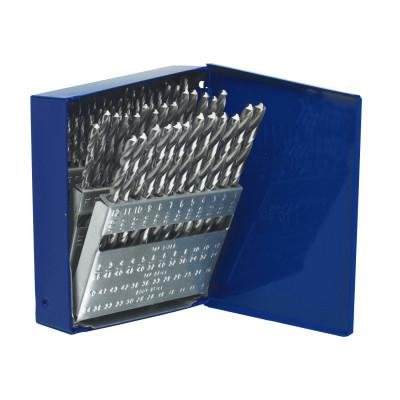 IRWIN 801 Series HSS Jobbers Length Drill Bit Sets
