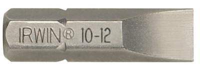 """IRWIN 3-4 Slotted Insert Bit 1"""" OAL 1 Pc."""