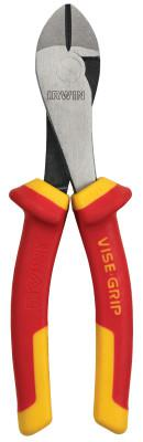 IRWIN VISE-GRIP Insulated High-Leverage Diagonal Cutters, 7 in