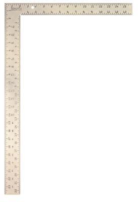 IRWIN STRAIT-LINE Steel Carpenter Squares, 16 in x 24 in, Steel
