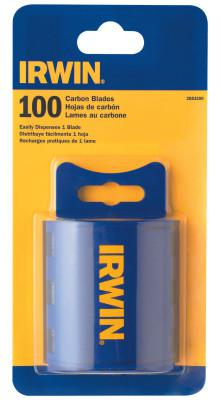 IRWIN Traditional Carbon Utility Blades, Carbon Construction