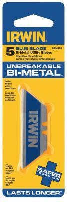 IRWIN Bi-Metal Utility Blades, Bi-Metal