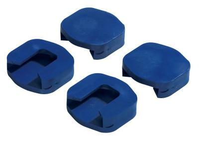 IRWIN VISE-GRIP Replacement Parts, Soft Pads, Blue