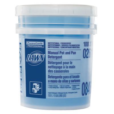 PROCTER & GAMBLE Dawn Dishwashing Liquid, Original Scent, 1 Gallon Bottle