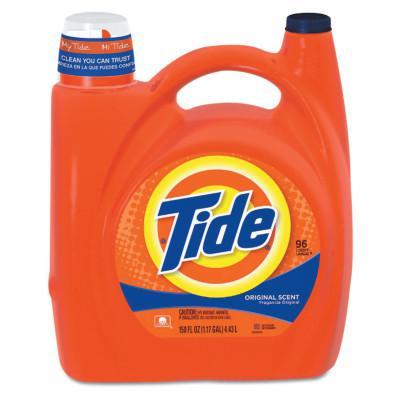 PROCTER & GAMBLE Ultra Liquid Tide Laundry Detergents, 150 oz Bottle
