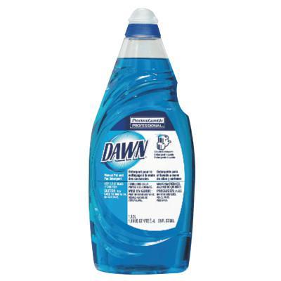 PROCTER & GAMBLE Dawn Dishwashing Liquid, Original Scent, 38 oz Bottle