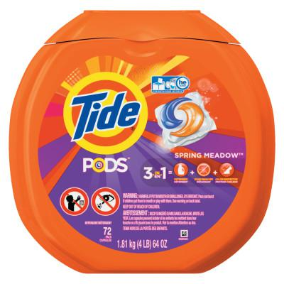 TIDE Detergent Pods, Spring Meadow Scent