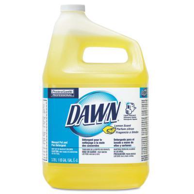 PROCTER & GAMBLE Dawn Manual Pot & Pan Dish Detergent, 1 gal Bottle