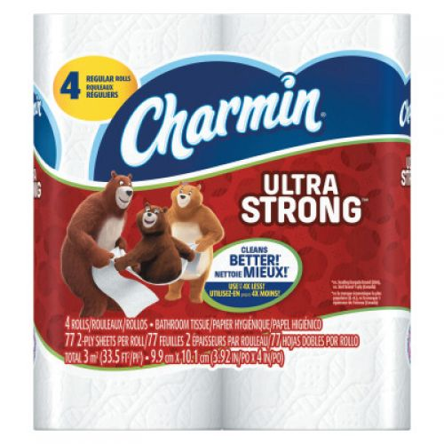 Charmin Charmin Ultra Strong Bath Tissue, 2-Ply, 4x3 92, 77