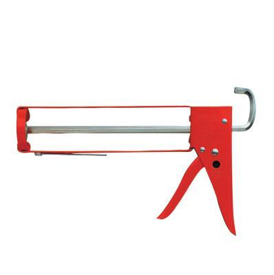 RED DEVIL Caulking Gun, Professional No Drip, 0.1 gal