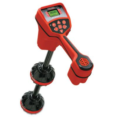 RIDGID NAVITRACK SCOUT LOCATOR; NaviTrack Scout Locator, Black/Red, 3 lb