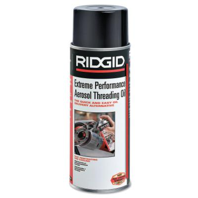 RIDGID Thread Cutting Oils, Extreme Performance Aerosol, 16 oz