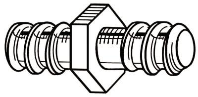 RIDGID Drain Cleaner Accessories, 5/8 in Repair Splicer