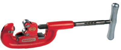 RIDGID WHL Pipe Cutters, 1/8 in-2 in Cap., For Steel Pipe