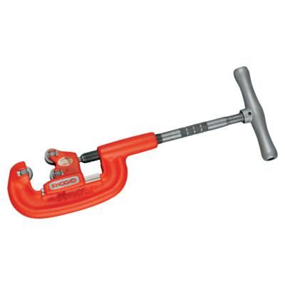 RIDGID Heavy-Duty Pipe Cutters, 1/8 in-2 in Cap., For Steel Pipe