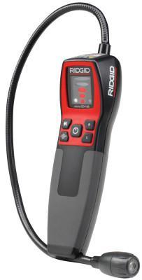 RIDGID Micro CD-100 Combustible Gas Detectors, Methane; Propane; Butane etc.