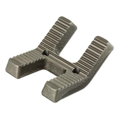 RIDGID 450 Tristand Chain Vise Jaws, Jaw, 1/8 in - 5 in