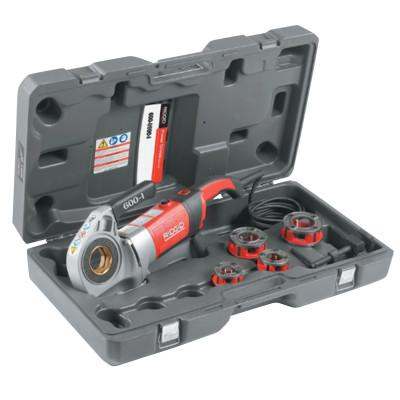 RIDGID 600-I Hand-Held Power Drives, 1/2 in to 1 1/4 in Pipe Capacity, 36rpm, Single