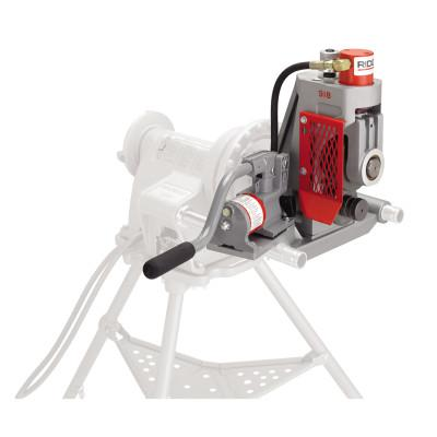 RIDGID Hydraulic Roll Groover, 918 w/300 Power Drive Mount Kit