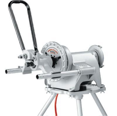 RIDGID Portable Roll Groover, for 1822, 1.25-6 Sch.10, 1.25-3 Sch. 40