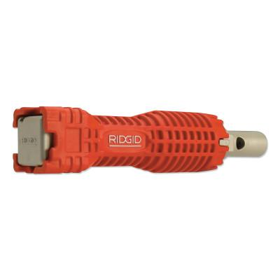 RIDGID EZ Change Faucet Tool, Includes Cubed, Cylindrical, and Plastic Inserts