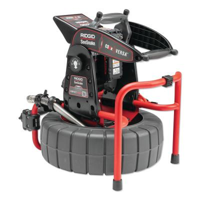 RIDGID SeeSnake Compact M40 Camera System, 0.36 in x 131 ft Cable