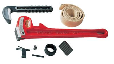 RIDGID Pipe Wrench Replacement Parts, Straight Iron Handle Assembly, Size 6