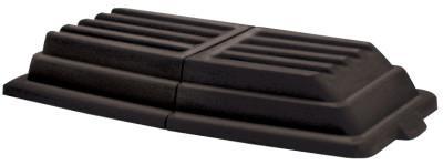 RUBBERMAID COMMERCIAL Cylinder Lids, For 1011 and 1013 Tilt Trucks