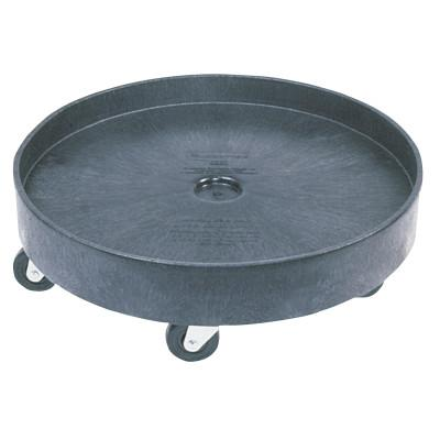 RUBBERMAID COMMERCIAL Brute Dollies, Fits 2655, 24 3/8 in